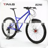 China Dongguan tailg best bmx freestyle bike with Chromium molybdenum 9 speed bicycle for adults BS2901