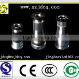 XCMG LIUGONG SDLG ZOOMLION support shaft manufacturer for Roller bearing GYQ2500 GZQ420 GYQ2700 pipe drive shaft