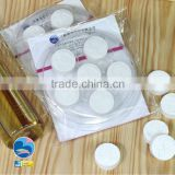 100% Rayon Compressed Taiwan Facial Mask 6pcs per set