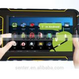 7 inch Android4.4/5.1 OS touch screen industrial tablet with WIFI and LF/HF/UHF RFID
