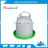 8.0 L Straight Sided Suspension Drinker Plastic Poultry Water Fountain poultry drinkers chook drinkers