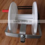 fence reel for electric fence breeding of deer cattle sheep and other animals
