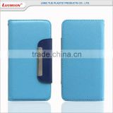 Universal PU leather mobile case for lenovo, for vivo y11, for hisense