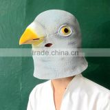 wholesale Full head animal mask ,Cosplay party masquerade Costume pigeon mask for Carnival