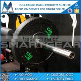 New Design Rubber Bumper Weight Plates Gym