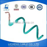 Building electric connecting copper wire cable PVC Insulated electrical connecting wire and cable -BVR(25mm2)
