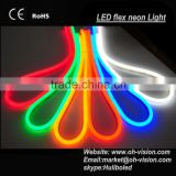 cheap price RGB led neon flex light neon sign