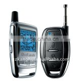 Two way magic talking car alarm system 8116B for long distance