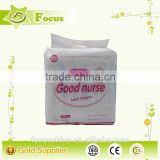 Cute Daily Disposable Adult Diaper in Bale with Baby Style Print for Hospital