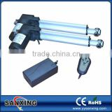 electric linear actuator motion systems for recliner chair parts
