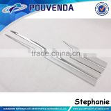 Auto Parts and Car Accessories Chrome Body Side Moulding Chrome Trim for Corolla 2014