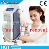 Christmas promotion! the cheapest CE approved diode laser hair removal with 5000000 time shots for salon home use