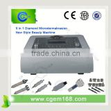 CG-906 High quality 5 in 1 sonic microdermabrasion for sale
