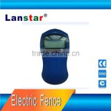 Digital voltmeter for electric fence system, accessories for perimeter protection alarm system