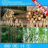 Professional pine wood debarker/ log debarking machine manufacturer with CE