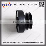 "2A 3/4"" bore 82mm pulley plastic belt wheel pulley"