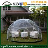 Aluminum Frame Waterpoof Home Dome Tent Luxury Camping Tent For Resort