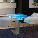 Glass coffee table/Glass furniture/Bended glass tables