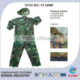 new product desert camouflage uniform, army uniform jungle camouflage clothing For Wholesale FT-1698F