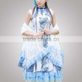 New Fashion Modern Design Chinese Style Cosplay Dress Women Dress Manufacturer