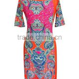 oversized women lady beach dress summer dress beach wrap big deep neck cover up wholesaler wholesale