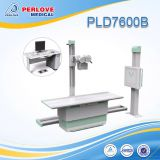 Digital radiography system manufacturer PLD7600B with FPD