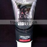 Japan Men's Face Wash Scrub With Charcoal 120g wholesale