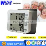2017 Hot Sales Digital Wrist Blood Pressure Monitor Factory Price Most popular
