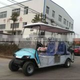 3 seat electric golf cart ambulance cart China factory best price