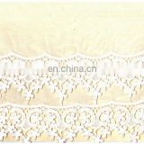 Nylon mesh embroidery lace
