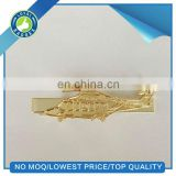 fashion custom airplane tie clip
