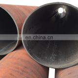 large diameter insulation seamless steel pipe