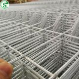 Galvanized V-shaped pressings nylofor 3D mesh fencing