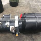 12v dc remote control hydraulic power unit,factory in china