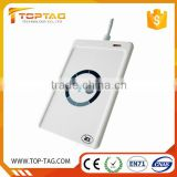 China Wholesale contactless smart card reader writer Factory supply cheap price bluetooth smart card reader
