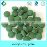 OEM Health Care Product Spirulina Chewable Tablet