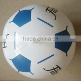 inflatable football beach ball
