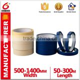 Colorful Masking Tape In Adheisve For Car Painting Or Masking