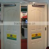 OKM swing gate opener, double motor gate opener, smart swing door system