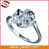 Yiwu market price jewelry fashion engagement smart ring