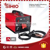 Best price IGBT Ac pulse home 125 cable connector ARC welding machine