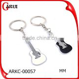 fashion jewelry charming custom guitar shaped key chain                                                                         Quality Choice