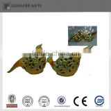 Hotsale LED harvest festival porcelain bird light