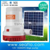 DC Solar Water Fountain Pump Submersible Water Pumps
