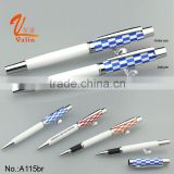 2016 heavy weight roller ball pen/pen with logo business.                                                                         Quality Choice