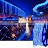 16.4feet 300LEDs 5m 5050SMD 44-key Remote Controller 72w Power Supply Waterproof led strip for christmas roof decorations