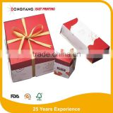 paper birthday cake box with new design