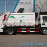 Dongfeng 3~4 M3 Garbage Truck,3~4 Cbm Garbage Compactor Truck,3000~4000 Liters Garbage Collection Vehicles