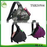 New Camera Case Shoulder Bag Backpack DSLR SLR Digital Camouflage Camera Bag
