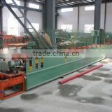 downspout roll forming machine and curving machine